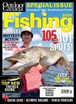 Outdoor Canada Fishing special 2020